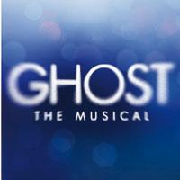 Ghost the Musical Logo